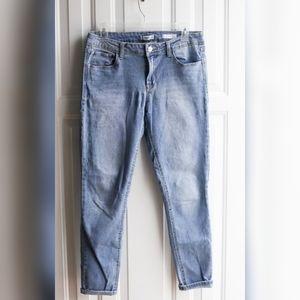 🌼 Kensie mis rise ankle jeans